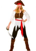Pirate Shipmate Costume (EF2171)